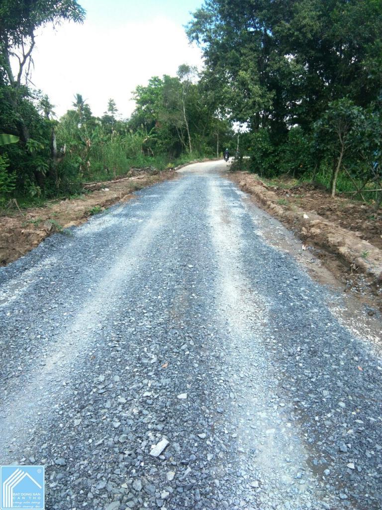 Đất 22x44 mặt tiền Đ. Nguyễn Chí Thanh nối dài cách QL 91B 800m