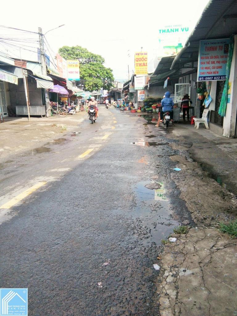 Đất 6x47 mặt tiền Bùi Hữu Nghĩa gần chợ Bông Vang