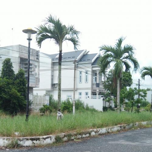 610tr-Đường số 03 KDC Tân Phú Thạnh 76m2 thổ cư 100%
