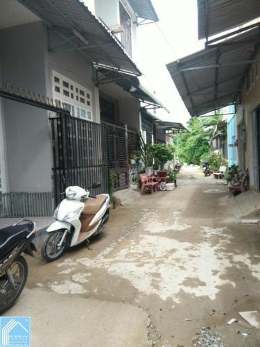 Nhà hẻm 7 Bùi Hữu Nghĩa 54m2 có GPXD gần chợ Bình Thủy
