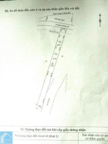 Nhà thổ cư 5x74 Lộ ô tô Bình Hưng 379m2