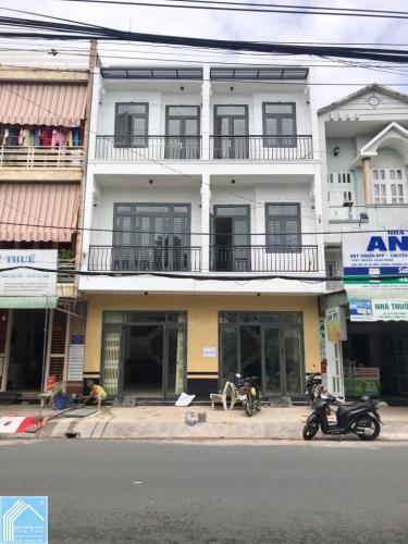 Nhà mặt tiền chợ An Khánh